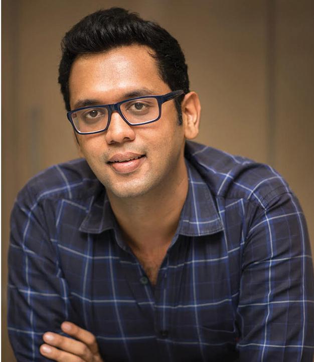 Shantanu garg– Designer Jaipur Rugs