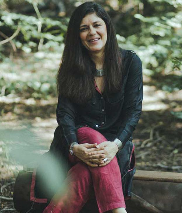 Ariane Thakore- Designer Jaipur Rugs