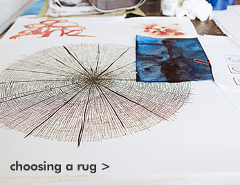 Choosing a right rug
