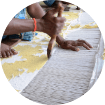 Jaipur Rugs Flat-Weave Weaving Technique