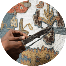 Jaipur Rugs Hand-Tufted Weaving Technique