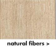 Natural fibers handmade rugs