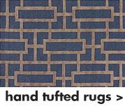 Handtufted rugs