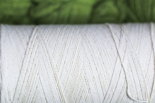 Pure cotton yarn for rug making