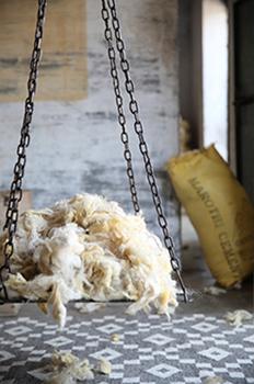 Raw wool measurement