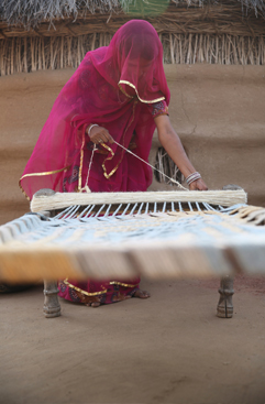 wool yarn for handmade rug making