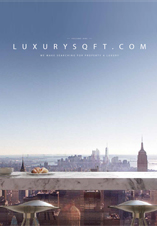 Luxury sq Ft Magazine