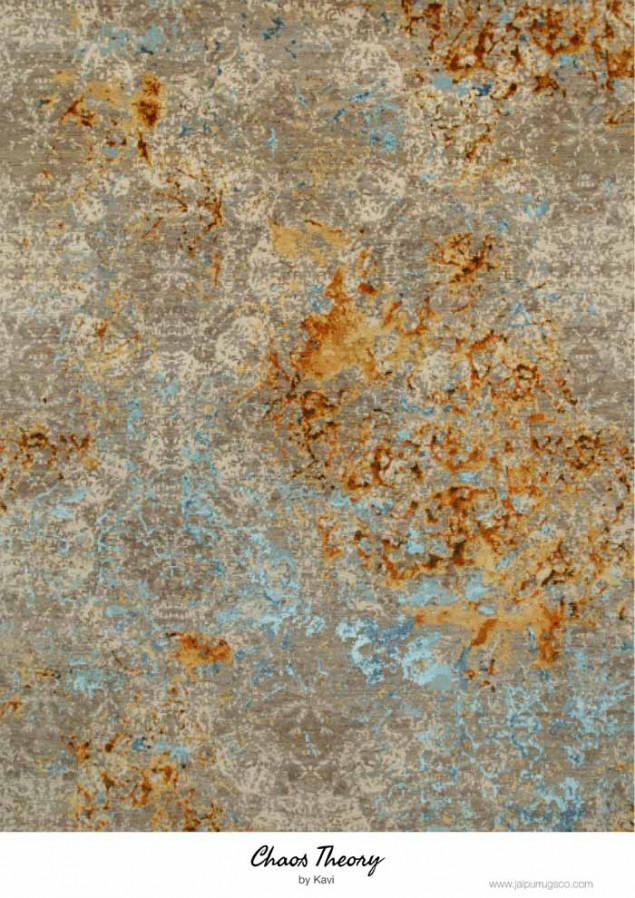 Jaipur Chaos Theory rug Proteous